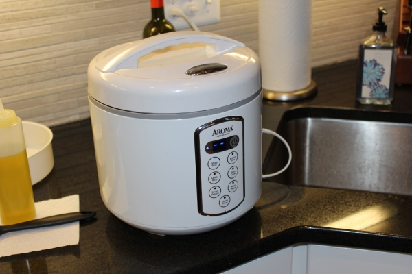 One of our best kitchen appliances, the rice cooker